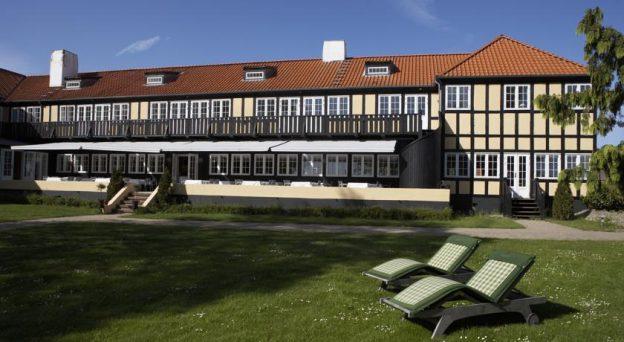 Hotel Molskroen Ebeltoft | Hoteller Ebeltoft