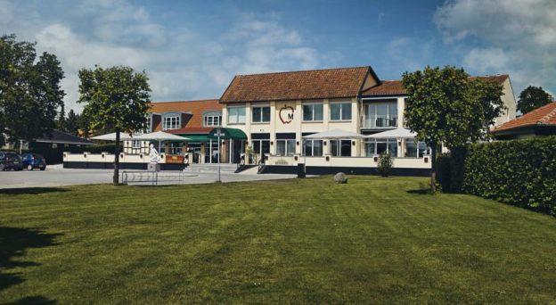 Hotel Molskroen Strandhotel Ebeltoft | Hoteller Ebeltoft
